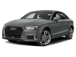 New 2019 Audi A3 2.0T Premium Plus Sedan Burlington MA