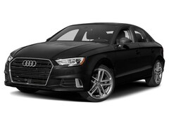 New 2019 Audi A3 2.0T Premium Sedan in Iowa City, IA
