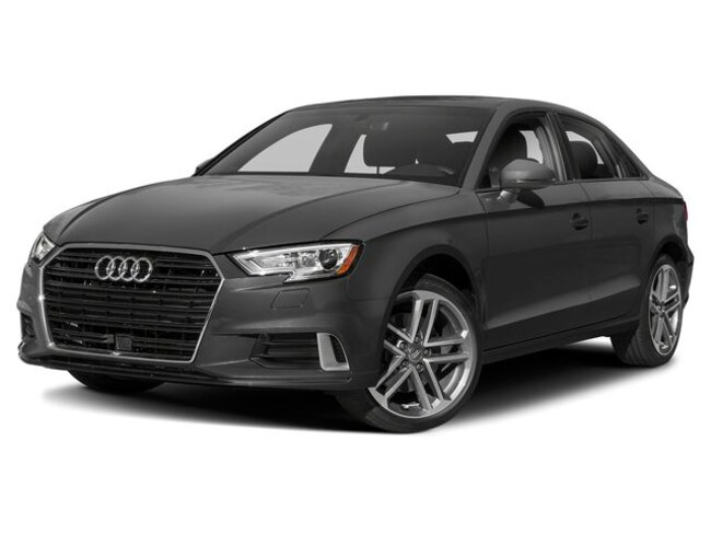 New 2019 Audi A3 2.0T Premium Plus Sedan State College