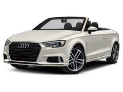 New Audi Models for sale 2019 Audi A3 2.0T Premium Cabriolet WAU7ELFF8K1019676 in Salt Lake City, UT