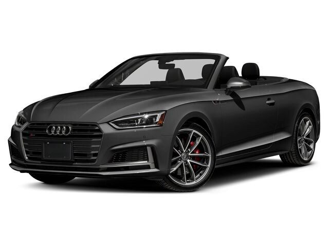 New 2019 Audi S5 3.0T Premium Plus Cabriolet for Sale in Pittsburgh, PA