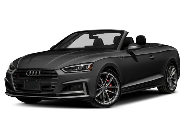 New 2019 Audi S5 3.0T Premium Plus Cabriolet WAUY4GF50KN004555 Near Los Angeles