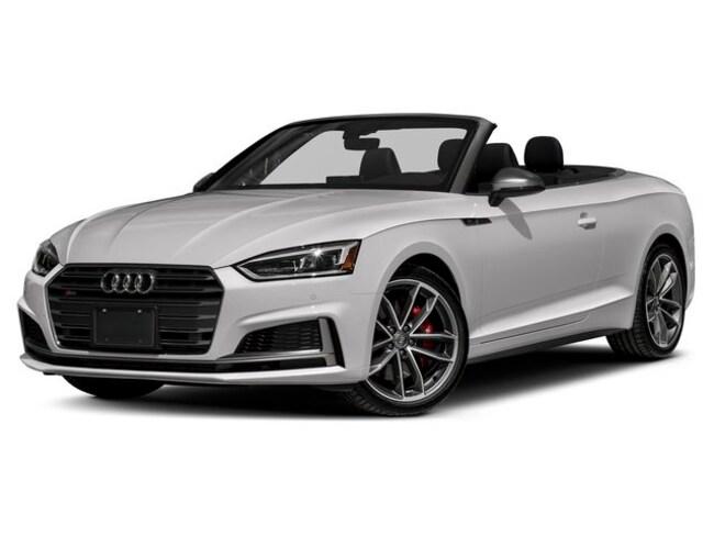 2019 Audi S5 Premium Plus Cabriolet