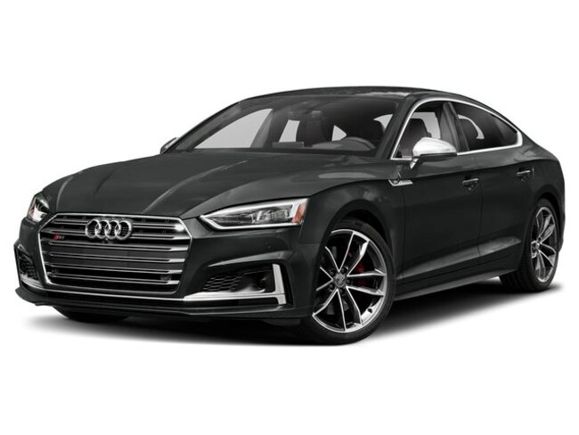 New 2019 Audi S5 3.0T Prestige Sportback in Cary near Raleigh, NC