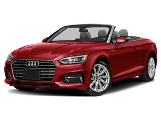 New 2019 Audi A5 2.0T Premium Plus Cabriolet for sale in Boise at Audi Boise