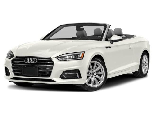 New 2019 Audi A5 2.0T Premium Plus Cabriolet Fort Collins, CO