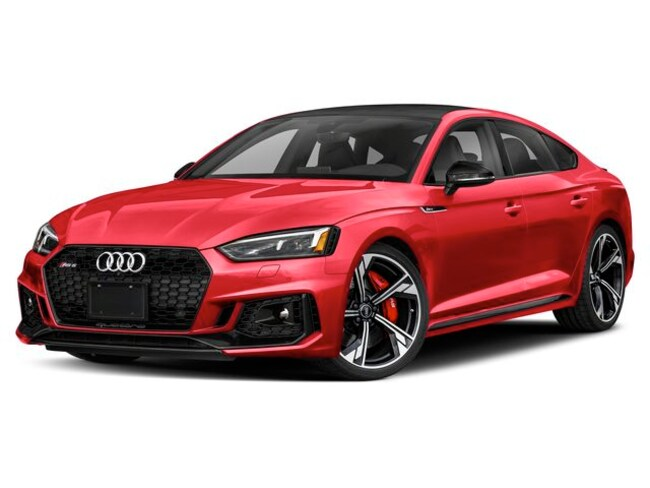 New 2019 Audi RS 5 2.9T Sportback in Las Vegas