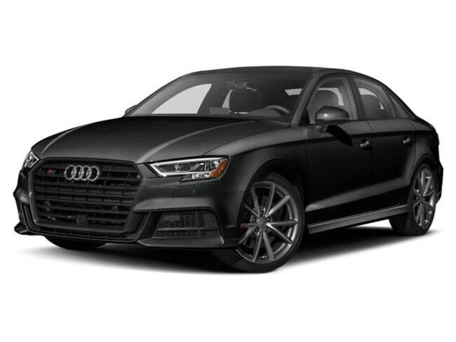 2019 Audi S3 Premium Plus Sedan for sale in Highland Park, IL at Audi Exchange