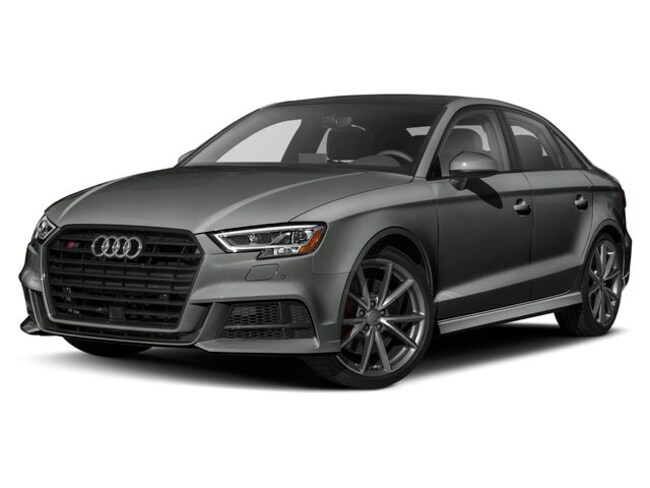New 2019 Audi S3 2.0T Premium Plus Sedan For Sale in Houston, TX