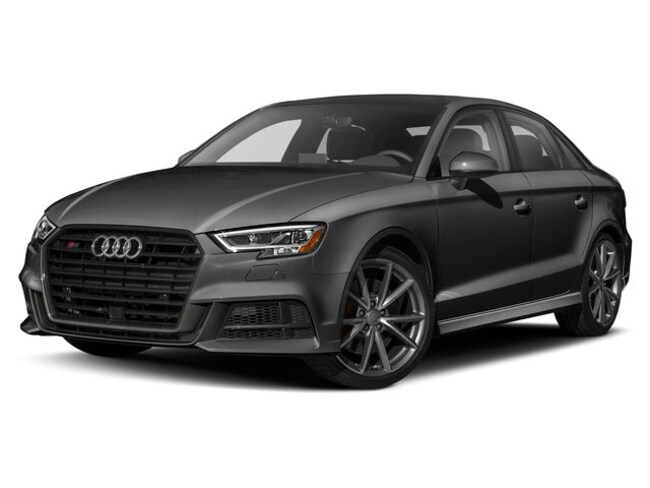 New 2019 Audi S3 2.0T Premium Plus Sedan for sale in Rutland, VT