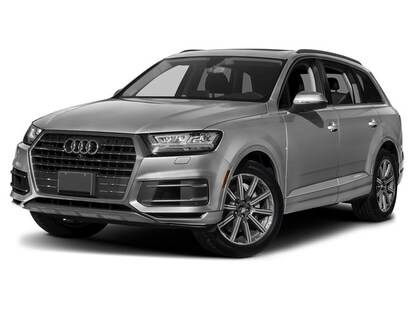 New 2019 Audi Q7 For Sale Brookline Ma Vin