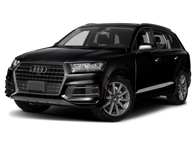 2019 Audi Q7 Premium SUV for sale in Highland Park, IL at Audi Exchange