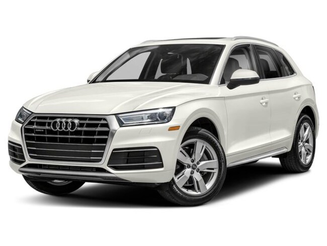 New 2019 Audi Q5 2.0T Premium Plus SUV For Sale Los Angeles California