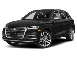 New 2019 Audi SQ5 3.0T Premium Plus SUV in Mentor, OH