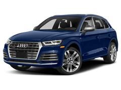 New 2019 Audi SQ5 3.0T Premium Plus SUV WA1B4AFY0K2002493 in Huntington, NY