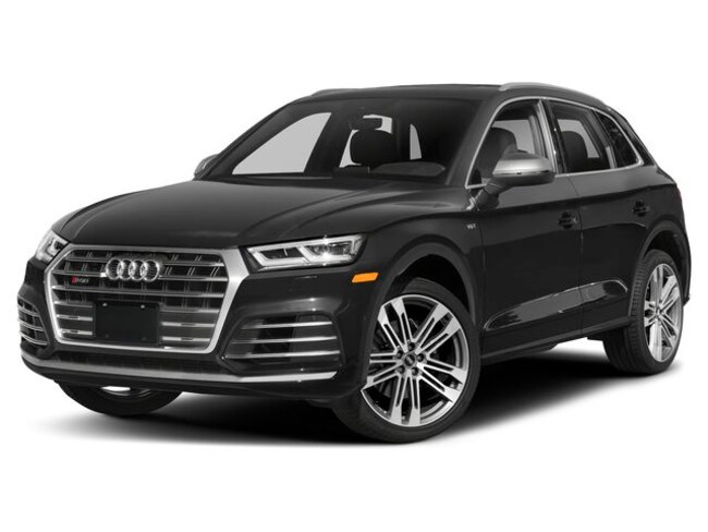 New 2019 Audi SQ5 3.0T Premium Plus in Long Beach, CA