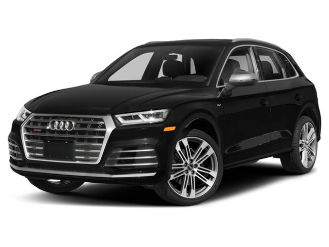New 2019 Audi SQ5 3.0T Premium Plus 3.0 TFSI Premium Plus WA1B4AFY5K2008855 near Chicago