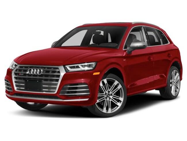 new 2019 Audi SQ5 3.0T Prestige SUV near Salt Lake City UT