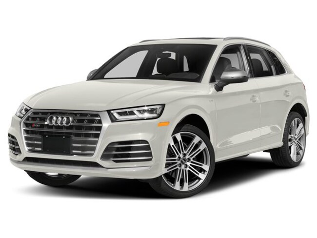New 2019 Audi SQ5 3.0T Premium Plus SUV Huntington, NY