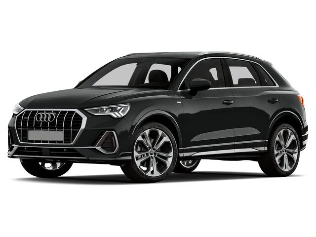 New 2019 Audi Q3 2.0T S line Premium SUV in New London