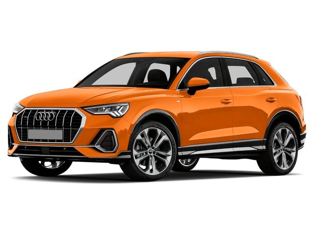 New 2019 Audi Q3 2.0T S line Premium SUV for sale near Pittsburgh, PA