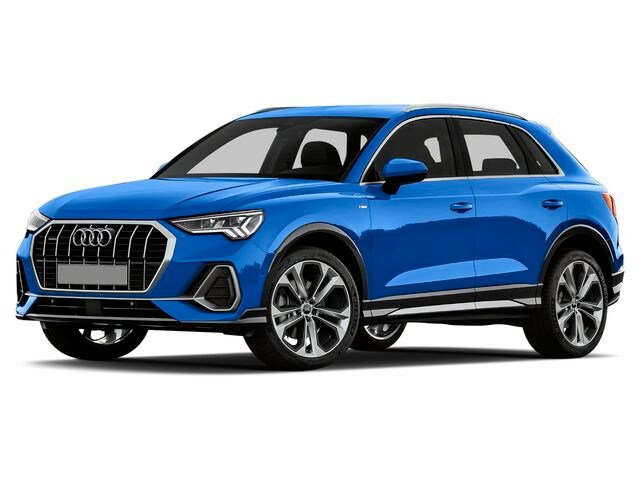 New 2019 Audi Q3 2.0T S line Premium SUV for sale in Allentown, PA at Audi Allentown