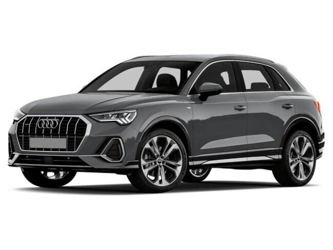 2019 Audi Q3 S Line Premium Plus Sport Utility Vehicle