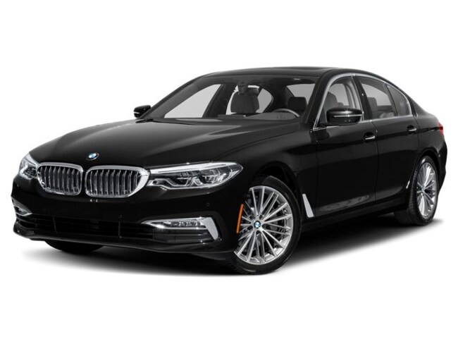 2019 BMW 5 Series 540i Xdrive Sedan All-wheel Drive