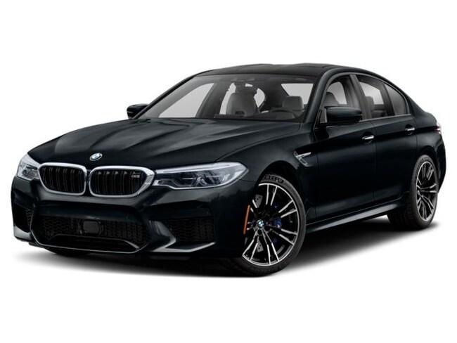 2019 BMW M5 Competition Sedan All-wheel Drive