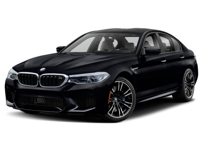 New 2019 BMW M5 Competition Sedan Knoxville