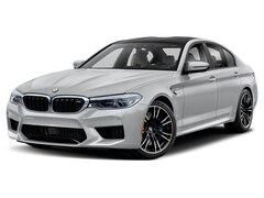 New 2019 BMW M5 Competition Sedan WBSJF0C55KB284896 for Sale in Saint Petersburg, FL