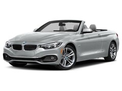 New 2019 BMW 4 Series 430i Convertible Convertible for Sale in Jacksonville