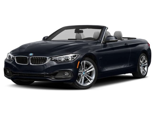 New 2019 BMW 4 Series 430i Convertible Convertible Los Angeles
