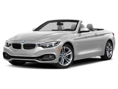 2019 BMW 430i Convertible