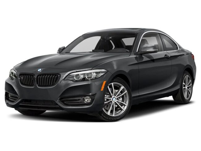 2019 BMW 2 Series 230i Xdrive Coupe Coupe