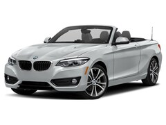 Used 2019 BMW 2 Series 230i xDrive Convertible in Houston