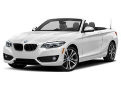 New 2019 BMW 230i xDrive Convertible in Sioux Falls