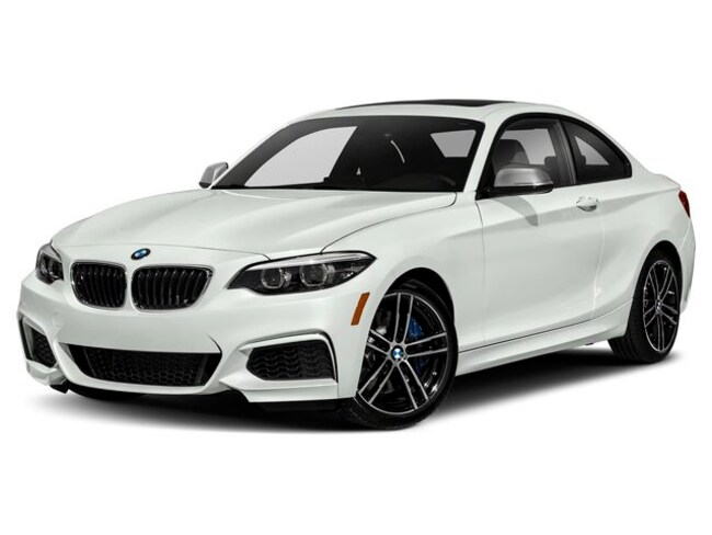 New 2019 BMW 2 Series M240i xDrive Coupe Coupe Los Angeles