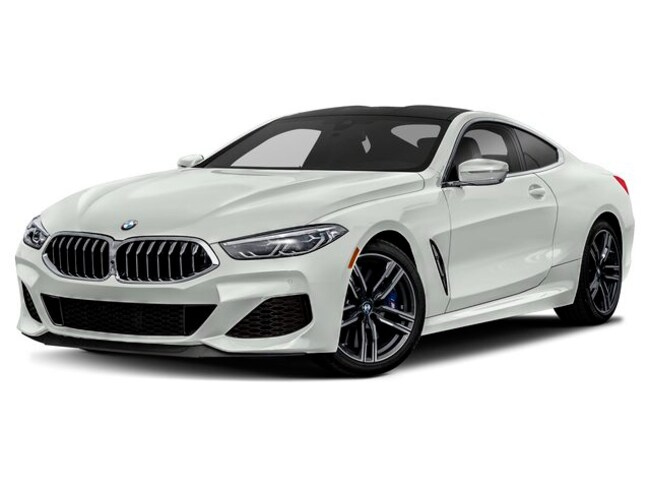 New 2019 BMW M850i M850i xDrive Coupe Coupe Los Angeles