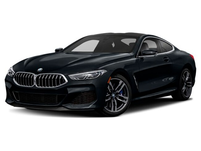 2019 BMW 8 Series M850i Xdrive Coupe All-wheel Drive