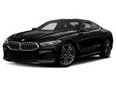 New 2019 BMW 8 Series M850i Xdrive Coupe Coupe for sale in Jacksonville, FL at Tom Bush BMW Jacksonville