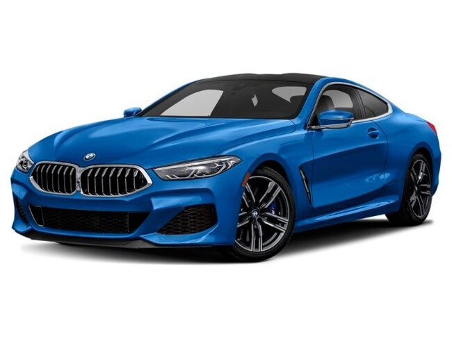 2019 BMW 8 Series M850i Xdrive Coupe All-wheel Drive