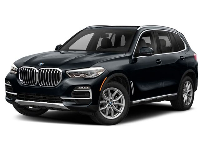 New 2019 BMW X5 Xdrive50i SAV in Traverse City, MI