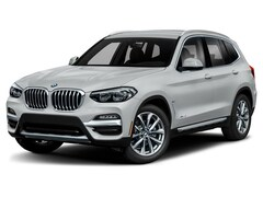 New 2019 BMW X3 xDrive30i SAV Burlington, Vermont