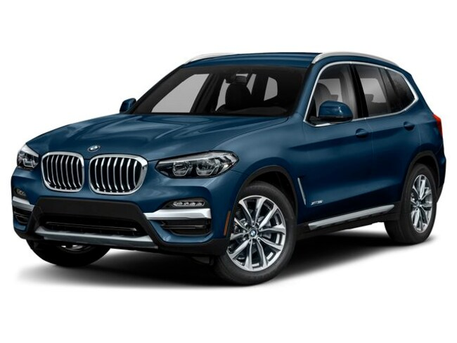 2019 BMW X3 Series XDrive30i SAV