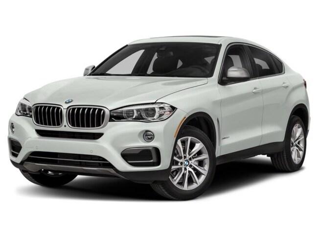 New 2019 BMW X6 Xdrive50i SUV Colorado Springs