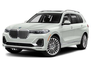 New 2019 BMW X7 xDrive40i SUV for sale in Denver, CO