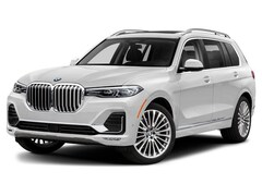 New 2019 BMW X7 xDrive40i SUV for sale in Houston