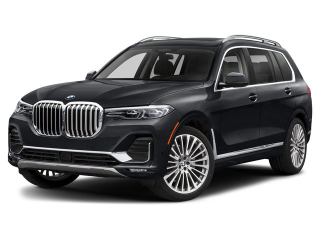 New 2019 BMW X7 xDrive40i SUV 5UXCW2C53KL081767 for sale in Charlotte, NC