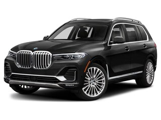 New 2019 BMW X7 xDrive50i SUV for sale in Torrance, CA at South Bay BMW